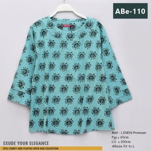 ABe-110 Blouse Linen Barbies