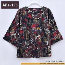 ABe-155 Blouse Linen Barbies