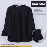 BKo-002 Atasan Wanita Bahan Babat import