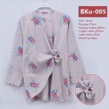 BKu-005 Atasan Wanita fashion motif
