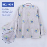 BKu-008 Atasan Wanita fashion motif