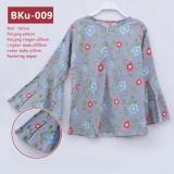 BKu-009 Atasan Wanita fashion motif