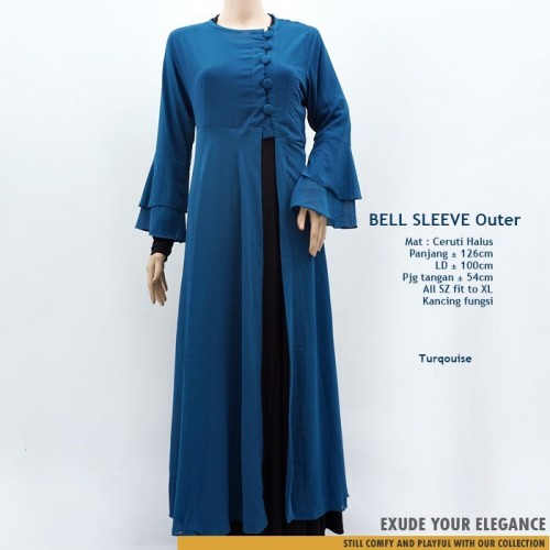 CCk-011 Bell Sleeve Outer