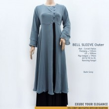 CCk-014 Bell Sleeve Outer
