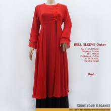 CCk-016 Bell Sleeve Outer