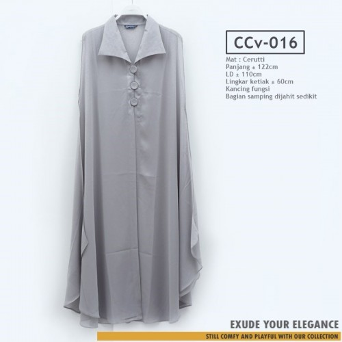CCv-016 Long Vest Outer Kancing