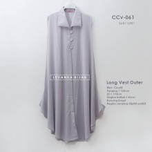 CCv-061 Long Vest Outer Kancing