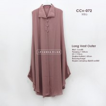 CCv-072 Long Vest Outer Kancing