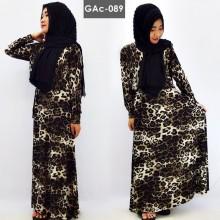 GAc-089 Gamis Tali Pinggang