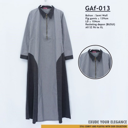 GAf-013 Longdress Semi Woll