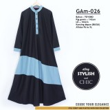 GAm-026 Longdress TOYOBO Kombinasi