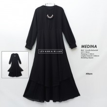 GAv-002 Medina Dress - Longdress Ceruti