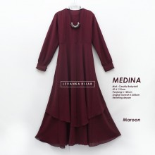 GAv-004 Medina Dress - Longdress Ceruti