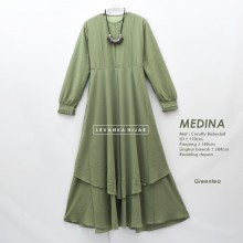 GAv-005 Medina Dress - Longdress Ceruti