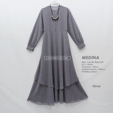 GAv-006 Medina Dress - Longdress Ceruti