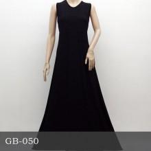 GB-050 Gamis Tanpa Lengan