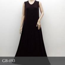 GB-053 Gamis Tanpa Lengan