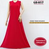 GB-057 Gamis Tanpa Lengan
