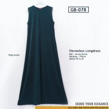 GB-078 Gamis Tanpa Lengan