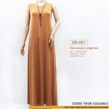 GB-081 Gamis Tanpa Lengan