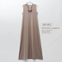 GB-083 Gamis Tanpa Lengan