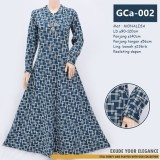 GCA-002 Gamis Monalisa