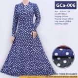 GCA-006 Gamis Monalisa