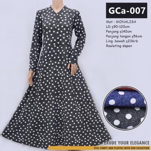 GCA-007 Gamis Monalisa