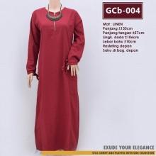 GCb-004 AVI Dress Linen