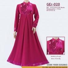 GEr-020 Elegance Dress, Pro Brestfeeding