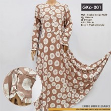 GKo-001 Longdress Bubble