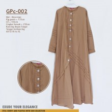 GPc-002 Gamis Polos Rempel