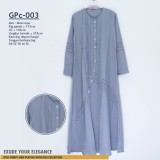 GPc-003 Gamis Polos Rempel