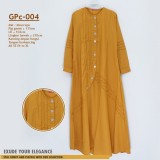 GPc-004 Gamis Polos Rempel