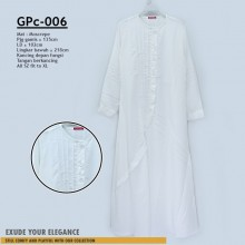 GPc-006 Gamis Polos Rempel
