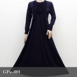 GPe-001 Gamis Payung Rempel Dada