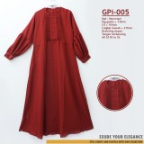 GPi-005 Gamis Polos Rempel