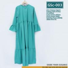 GSc-003 Gamis JILLY Ruffle Dress