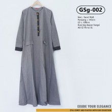 GSg-002 Longdress Semi Woll