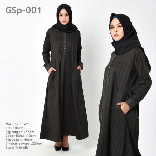GSp-001 Longdress Semi Woll