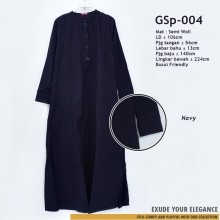 GSp-004 Longdress Semi Woll