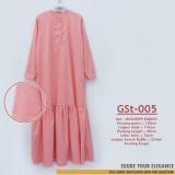 GSt-005 Ruffle Dress Emboss