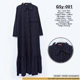 GSy-001 simply Ruffle Dress
