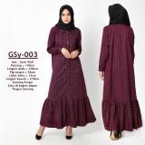 GSy-003 simply Ruffle Dress
