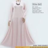 GUe-063 Gamis Payung Pecah 8