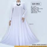 GUi-002 Gamis Payung Rempel Susun