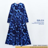GUk-214 Gamis Payung GUk