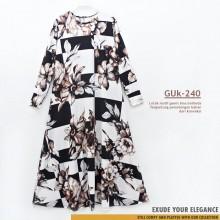 GUk-240 Gamis Payung GUk