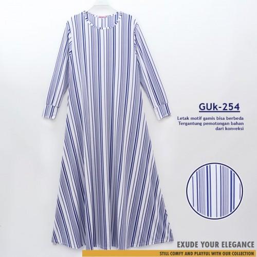GUk-254 Gamis Payung GUk