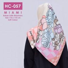 HC-057 Hijab Square Satin Maxmar